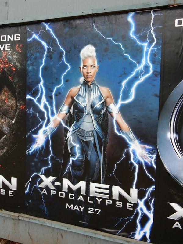 X-Men Apocalypse Storm poster