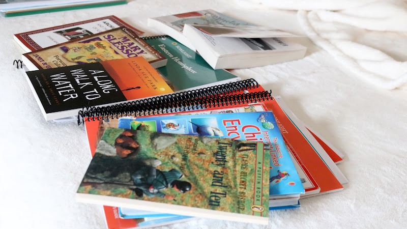 Stacking Up Your Homeschool Day