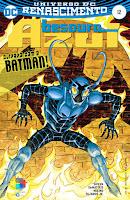 DC Renascimento: Besouro Azul #11