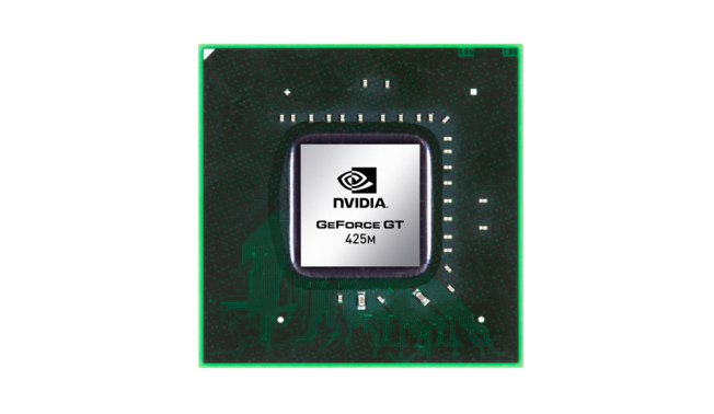 Nvidia GeForce GT 425M Driver Download