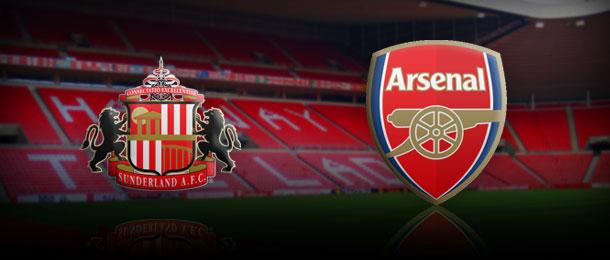 Resultado de imagem para Sunderland x Arsenal