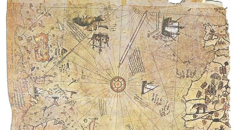 Piri Reis Karte Atlantis.Archivmedes Blogspot Com Die Landkarte Des Piri Reis