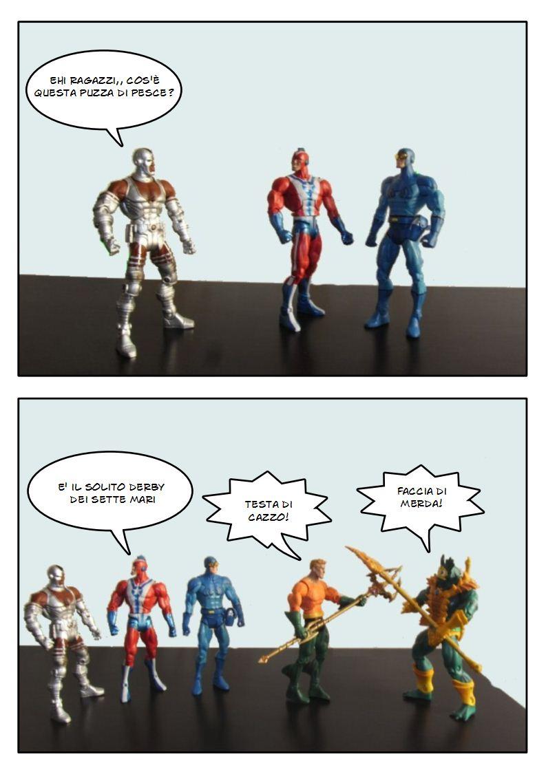 nerd velocità datazione Comic con