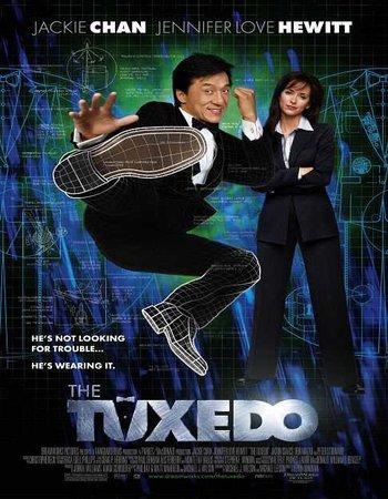 The Tuxedo (2002) Dual Audio Hindi 480p WEB-DL x264 300MB ESubs Full Movie Download