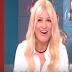Αγωνία για τα νούμερα τηλεθέασης και γκάφα από τη... Φαίη Σκορδά (video)