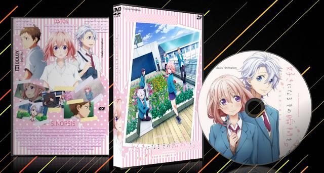 Suki ni Naru Sono Shunkan wo.: Kokuhaku Jikkou Iinkai | Cover DVD |