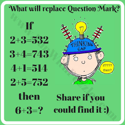 Think and solve brain teaser