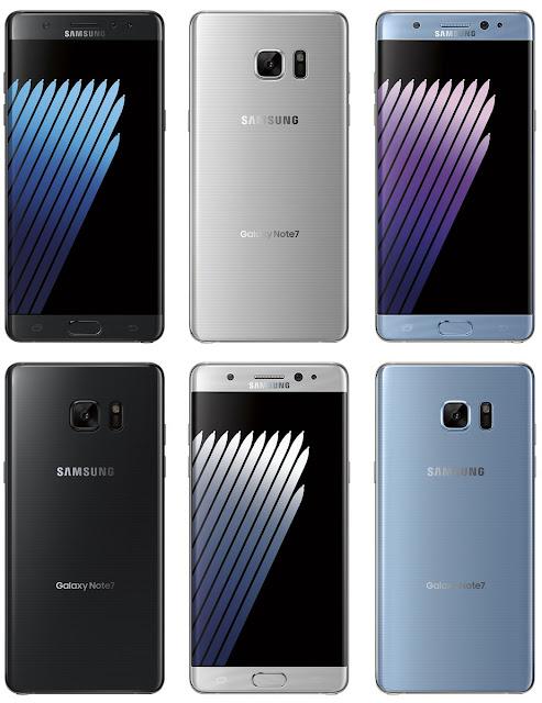 Nova geração do Samsung Galaxy Note 7 pode vir com tela maior