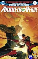 DC Renascimento: Arqueiro Verde #18