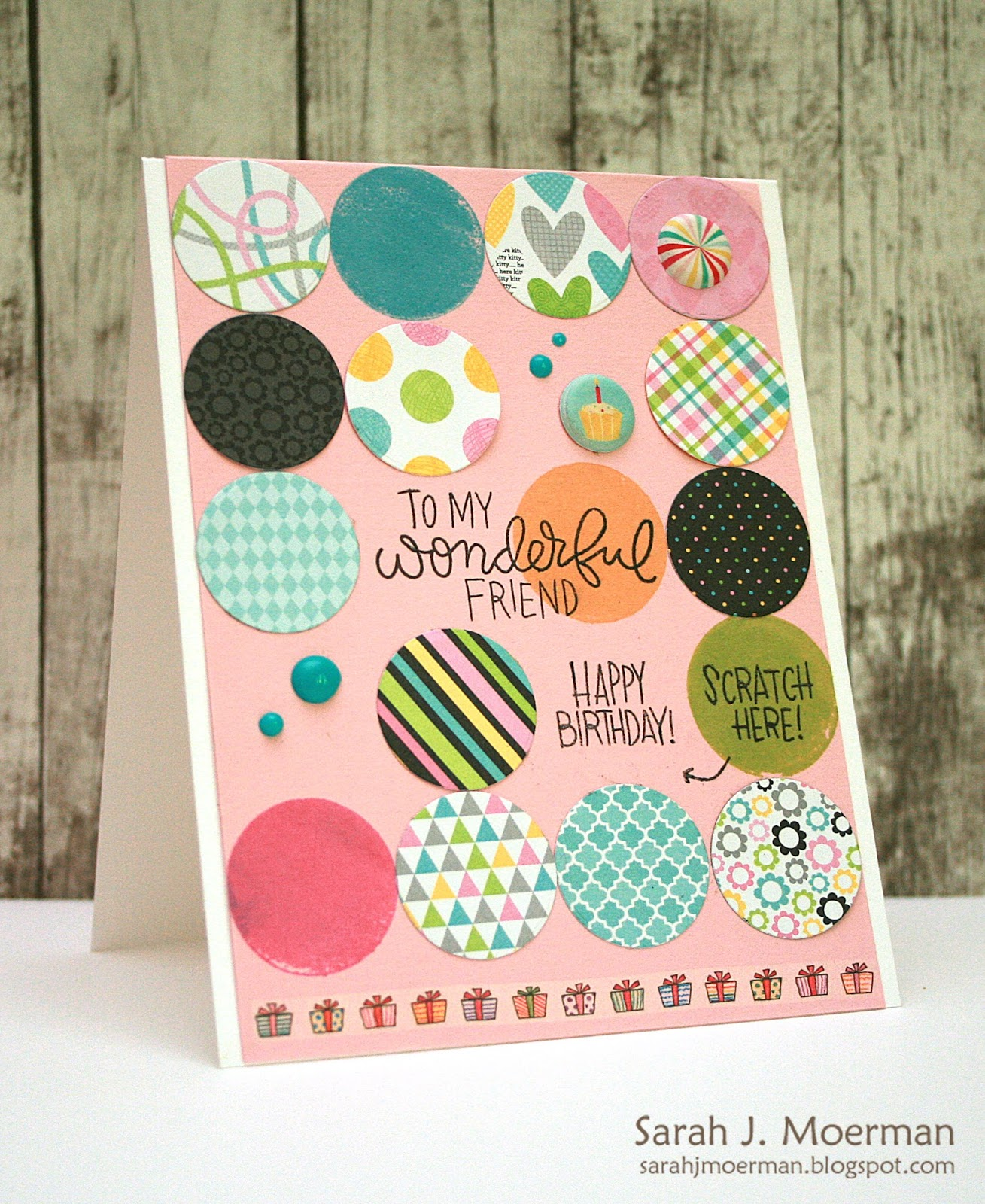 My Impressions Simon Says Stamp September Card Kit Interactive