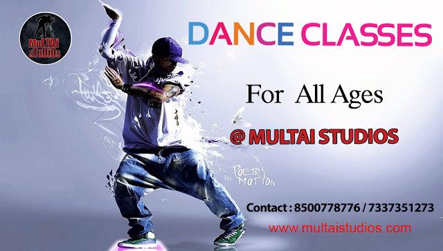 Dance Studio in ecil