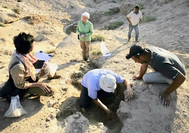 Rain uncovers 75 ancient artefacts in Iraq