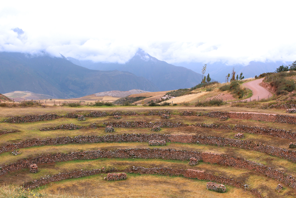 Moray ruins, Sacred Valley, Peru - travel & culture blog