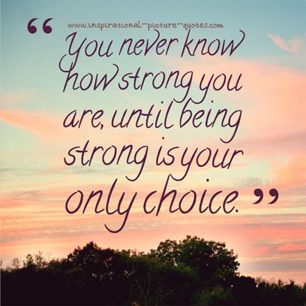 quotes about being strong unusual attractions