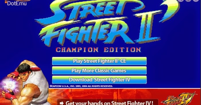 Street Fighter II Slots - Play for Free With No Download