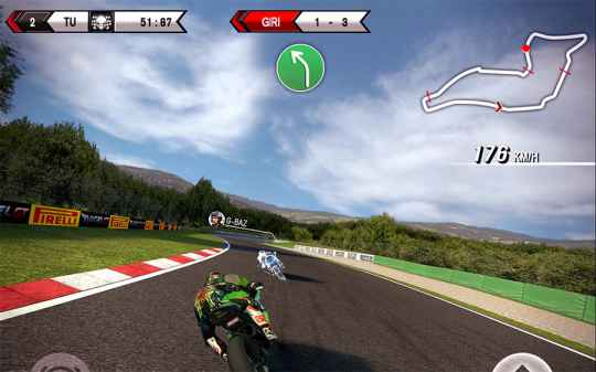 Game Motor GP Android