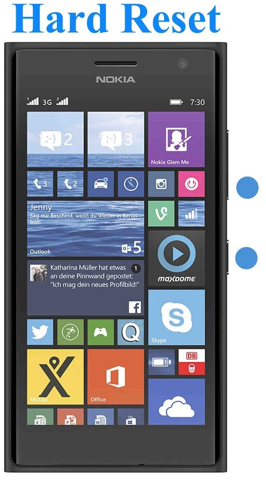Windows Phone Soft Reset Model Format Disposal