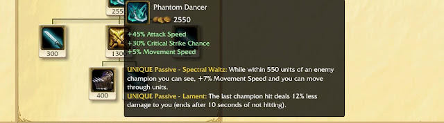 phantom dancer lament