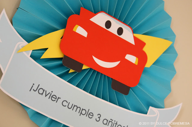 Kara S Party Ideas Disney Pixar S Cars 3rd Birthday Party Lighting