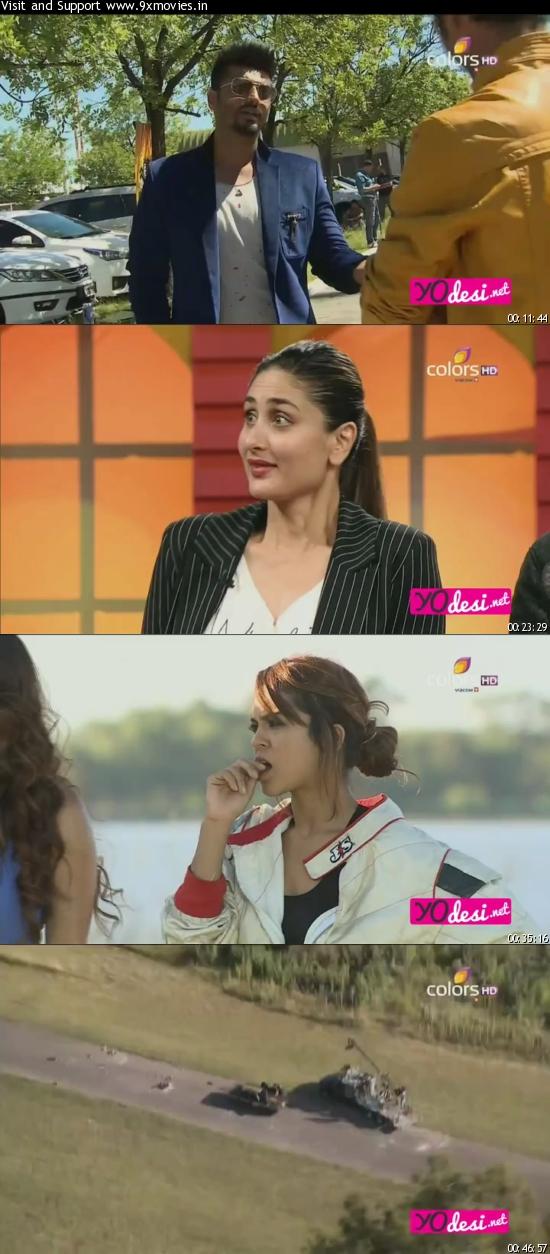 Khatron Ke Khiladi 7 Hindi 03 April 2016 HDTV 480p