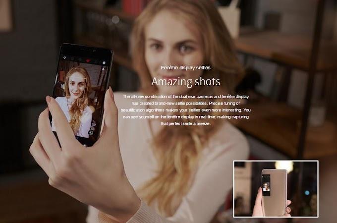 Meizu Pro 7 dan Pro 7 Plus - Telefon pintar pertama dengan 2 skrin