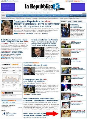 Officine tolau gli indignados sono un film la recensione for Repubblica homepage it