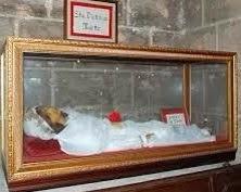 La niña muerta Catedral de cadiz