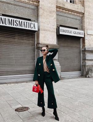 Italské módní blogerky: top 10 královen Instagramu - Eleonora Carisi