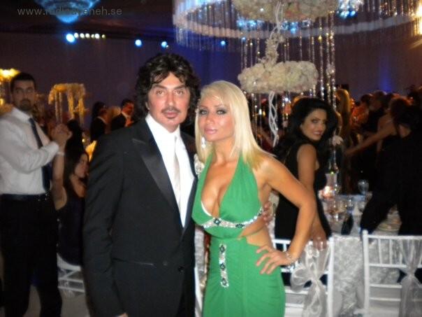 Shohreh Solati Husband