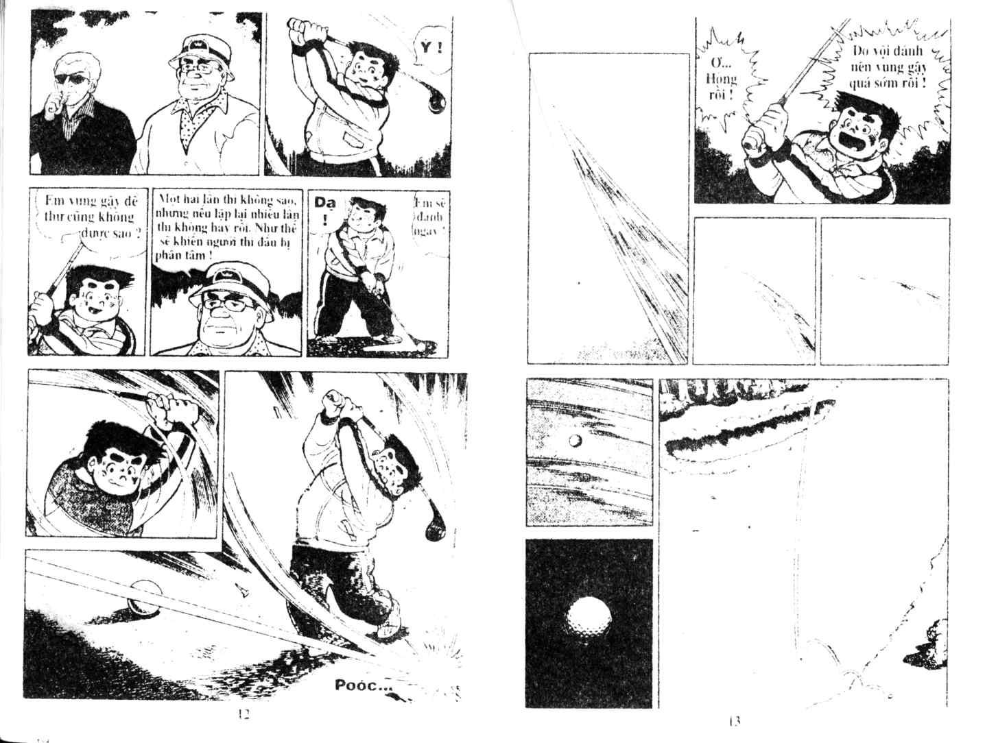 Ashita Tenki ni Naare chapter 11 trang 5
