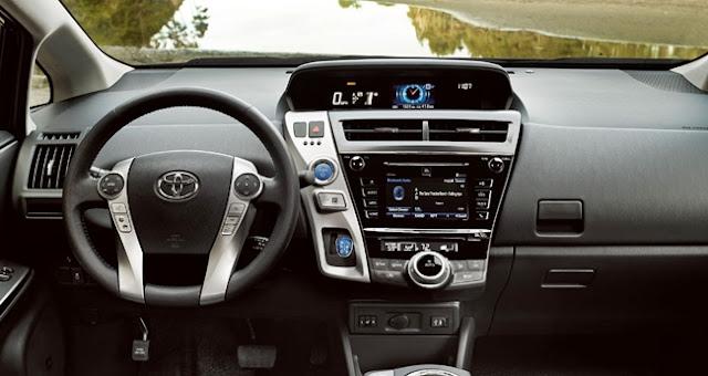 2018 Toyota Prius V >> 2018 Toyota Prius V Review Autocar Regeneration