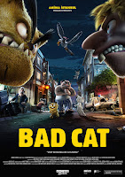 The Bad Cat is an animated epic for young adults featuring the unforgettably bad cat Bad  Bad Cat (2018) WEBDL