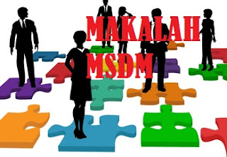 MAKALAH Msdm