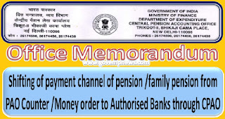 shifting-of-payment-channel-of-pension-regarding
