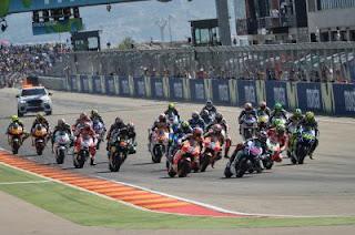 MotoGP Aragon, Spanyol 2016