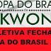 SELETIVA FECHADA PARA A COPA DO BRASIL 2017 (29/10/2017)