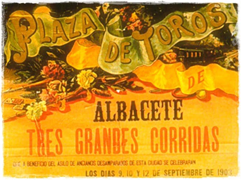 CARTELES CON HISTORIA: AÑO 1903, AUTOQUITE CON MONTERA