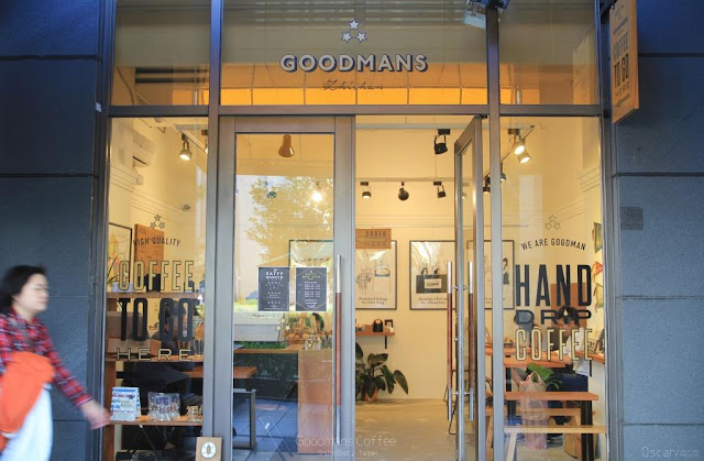 Goodmans Coffee 芝山店