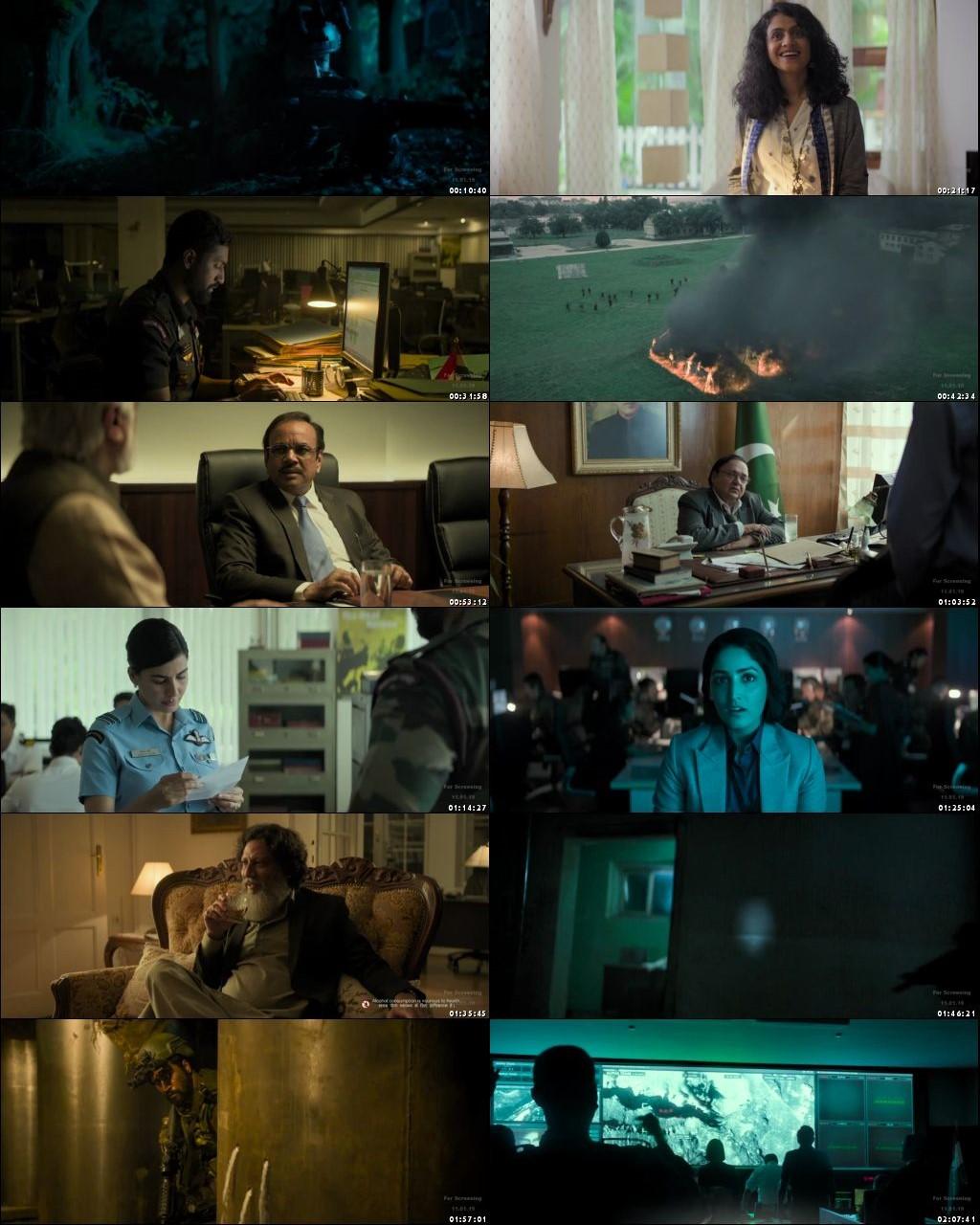 Uri: The Surgical Strike 2019 Full Hindi Movie Download HDRip 720p