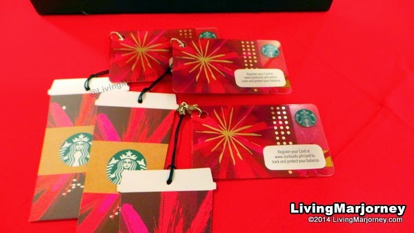 First-ever Starbucks Mini Card