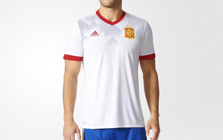 Adidas Camiseta Prepartido para España en 2017