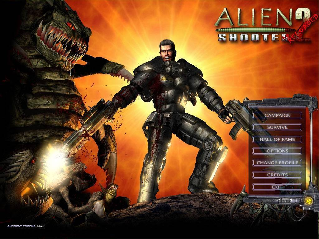 Alien Shooter 2 Free Download