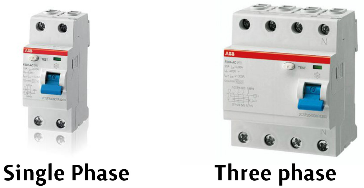 Mcb Residual Current Circuit Breakers T Ac 110v 220v 15a 2p Elcb Earth Leakage Breaker Amazoncom Rccb Are The Most Important Device That Protect Your Home From Getting Over By Fault