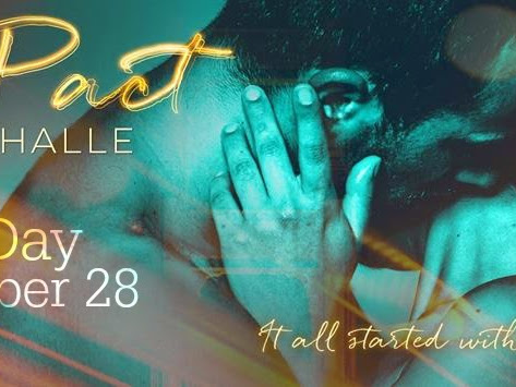 RELEASE DAY - The Pact by Karina Halle