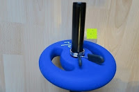 Abstand: Langhantel GEPOLSTERT inkl. Federverschluss / Gewichtsvarianten 2kg 4kg 6kg 8kg 10kg 12kg 14kg 18kg 20kg in unterschiedlichen Farben