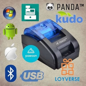 Bluetooth Printer THERMAL 58MM PANDA PRJ-58D