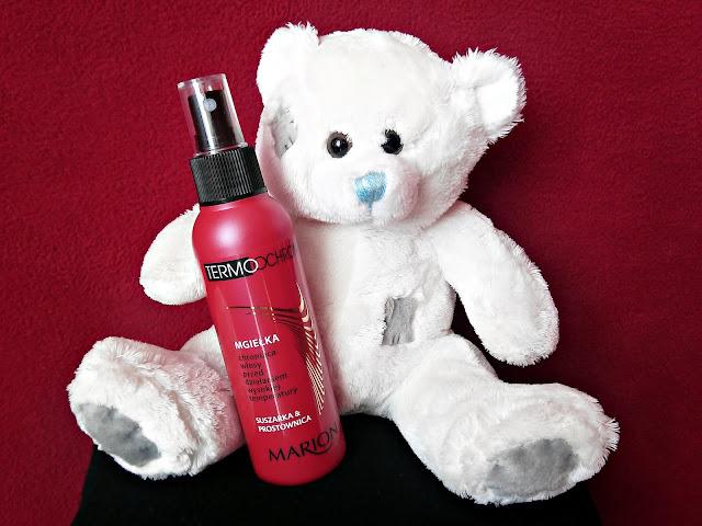 Marion, Termoochrona - Mgiełka chroniąca włosy przed działaniem wysokiej temperatury