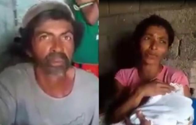 Em São José da Tapera/AL, família de 13 pessoas vivem em condições de extrema pobreza em povoado do município