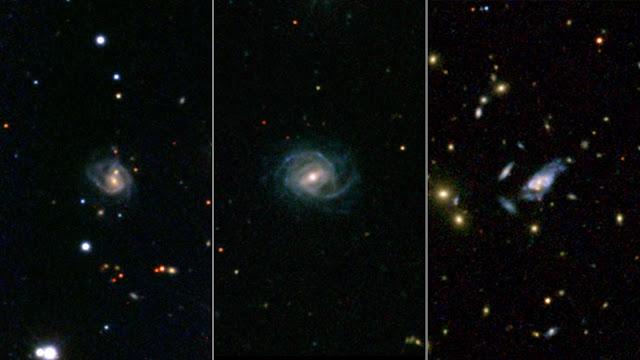 super spiral galaksi misterius