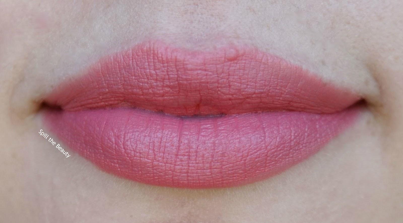 thefaceshop over girl edge lip crayon be01